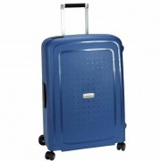 Samsonite S'Cure DLX Spinner 4-Rollen Trolley 69 cm midnight blueblau