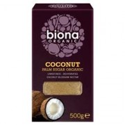 Zahar din Palmier de Cocos Bio 500 grame Biona
