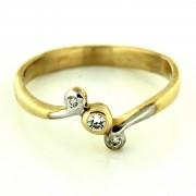 Arany gyűrű 13518