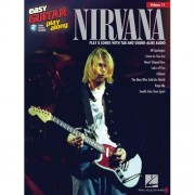 Hal Leonard - Nirvana Easy Guitar Play-Along