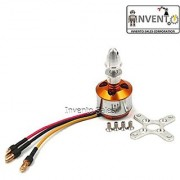 Invento 1pcs 2500KV BLDC Brushless Motor A2212 For Aircraft Quadcopter Helicopter