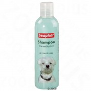 Champú para perros blancos Beaphar - 2 x 250 ml - Pack Ahorro