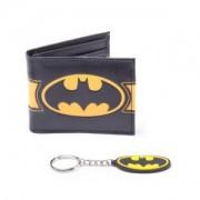 Set cadou - Batman - portofel si breloc