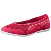 Puma Women's Modern Soleil Ballerina Mu Idp Ultra Magenta and Ultra Magenta Sneakers - 7 UK/India (40.5 EU)