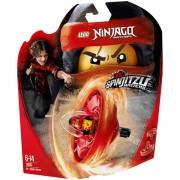 Lego Ninjago: Kai: Maestro del Spinjitzu (70633)