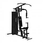 Ultimate Gym 3000 Estação de Fitness Preto