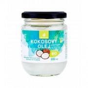 Allnature Premium Bio Coconut Oil 200 ml přípravek pro zdraví U