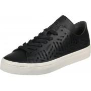 adidas Courtvantage Cutout Dames zwart 36 EU