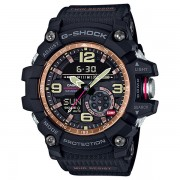 Casio G-SHOCK MASTER OF G MUDMASTER Montre GG-1000RG-1A - Noir et Or Rose