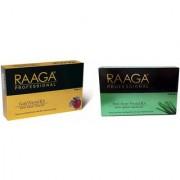 Raaga Professional Anti-Acne+ Gold 7 Step Facial Kit 43 g Pack of 2
