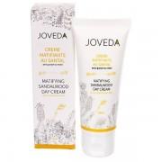 Joveda Crème Matifiante au Santal 60 ml - Rééquilibre et limite la brillance