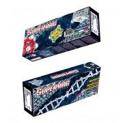 SUPERMAG STYLE - SET CONSTRUCTIE 24 PIESE - SUPERMAG (SM0202)