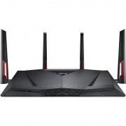 Router wireless Asus RT-AC88U Dual-Band AC3100 Gigabit Black