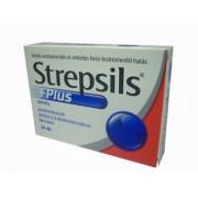 Strepsils Plus tabletta 24x -