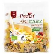Musli cu Fructe Bio 300gr Pronat