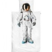 Snurk Astronaut dekbedovertrek 140x220