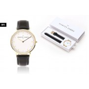 Unisex Gold-Plated Harvey James Watch - 3 Designs!