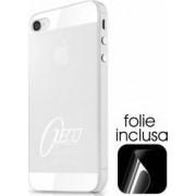 Skin IT Skins Zero 3 Apple iPhone 4 4S Alb Folie Inclusa