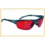 Az akarat és kitartás színe - Terápiás szemüveg, vörös lencse