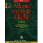 Touring Club Italiano Atlante stradale d'Italia. Sud 1:200.000 ISBN:9788836517237
