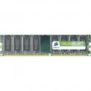 Radna memorija za stolna računala Modul Corsair ValueSelect VS1GB400C3 1 GB 1 x 1 GB DDR-RAM 400 MHz