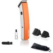 Nova Cordless NHT 1045 Trimmer For Men (Orange)