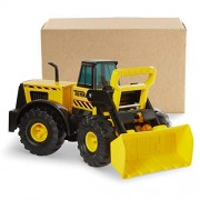 Tonka Classic Steel Front End Loader Vehicle