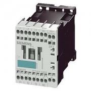 Mágneskapcsoló, 3Kw/7A (400V, AC3), 230V AC 50/60 Hz vezerlés, 1Z segédérintkezővel, rugós csatlakozás, S00 méret, Sirius (Siemens 3RT1015-2AP01)