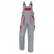Pantaloni salopeta cu pieptar Cerva MAX, 100% bumbac, 260gr mp