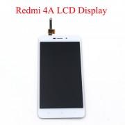LCD / display e touch Xiaomi redmi 4A branco