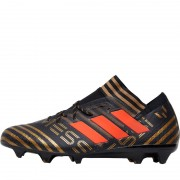 adidas Nemeziz Messi 17.1 FG Black/Solar Red/Tactile Gold Metallic