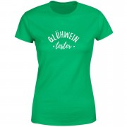 The Christmas Collection Gluhwein Tester Women's T-Shirt - Kelly Green - XXL - Kelly Green