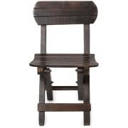 Onlineshoppee Antique Child's Mango Wood Chair Size(LXBXH-11x11X20) inch