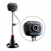 HD portátil de escritorio digital USB unidad libre cámara con micrófon