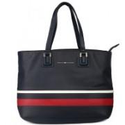 Tommy Hilfiger SYDNEY-TOTE-PVC Blue, Red, White Messenger Bag