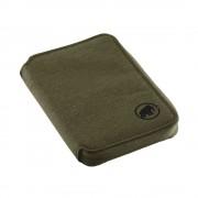 Mammut Peněženka Mammut Zip Wallet Mélange Olive