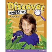 Discover English Global Starter Students Book by Judy Boyle