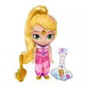 Mattel Fisher Price - Shimmer y Shine - Leah Disfrazada de Genio