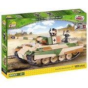 Cobi Small Army Military Block WWII # 2466 German V Panzer Panther G Type Sd.Kfz.171 Panther