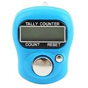 Trendz DIGITAL FINGER HAND TALLY SET OF 4 PUJA MANTRA COUNTER/ COUNTING REMEMBERER.