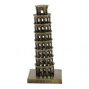 ELECTROPRIME Famous Construction Leaning Tower of Pisa Home Arts & Crafts Collecatbles