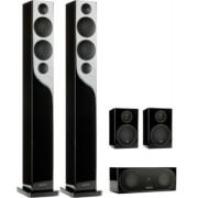 Pachete PROMO SURROUND - Monitor Audio - Radius pachet 5.0 White High Gloss
