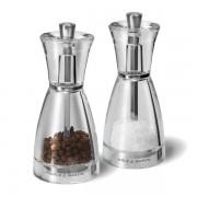 Комплект мелнички за сол и пипер COLE & MASON PINA - 12.5 см