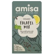 Mix pentru Falafel Fara Gluten Bio Amisa 180gr