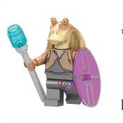 Generic 50pcs Star Wars OBI-Wan Kenobi Emperor's Royal Guard Stormtooper Han Solo Rebel Pilots Figure Building Block for Children Toy JC019