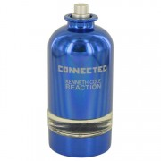 Kenneth Cole Reaction Connected Eau De Toilette Spray (Tester) 4.2 oz / 124.21 mL Men's Fragrances 536701