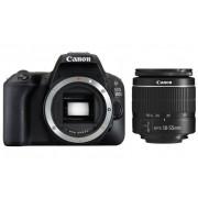 Canon Eos 200d + 18-55 F/3.5-5.6 Dc Iii - Man. Ita - 4 Anni Garanzia In Italia
