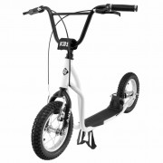 Street Surfing Scooter K-Bike KB1 White and Black 12-01-002-1