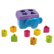 Fisher-Price Growing Baby Elephant Shape Sorter
