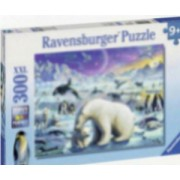 Puzzle Animale Polare 300 Piese